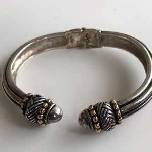 Jewelry - Clamper bracelet
